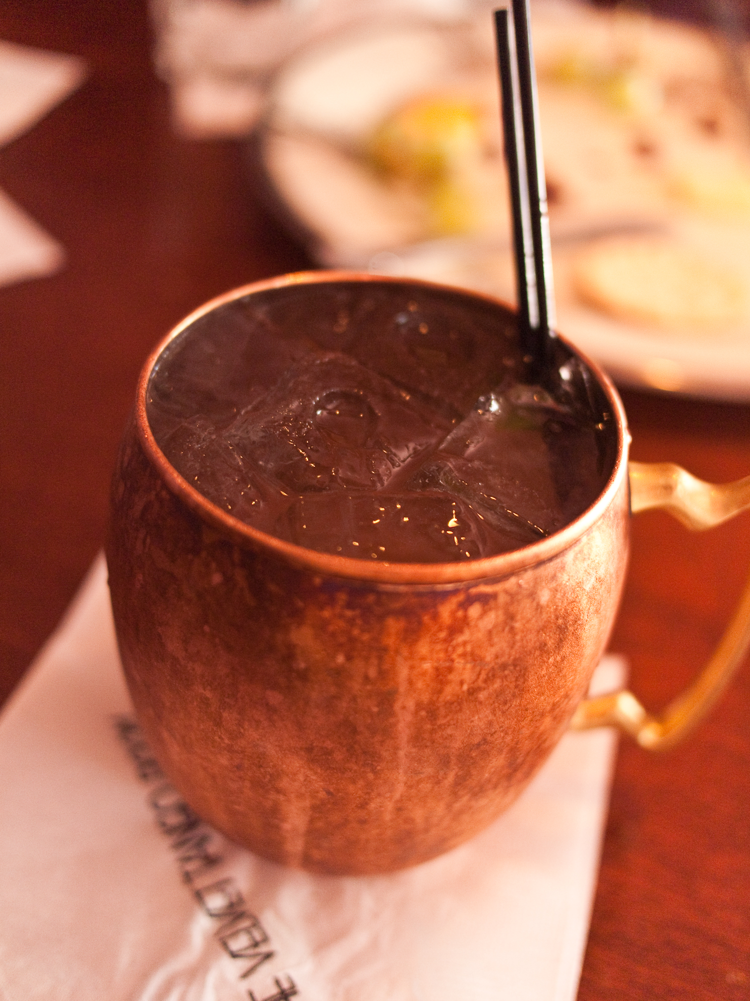 The BEST Moscow Mule... EVER!